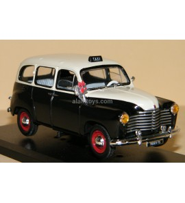 RENAULT COLORALE TAXI Scale 1/43