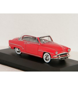 SIMCA ARONDE GRAND LARGE 1953 WHITEBOX 1/43