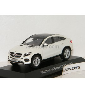 MERCEDES BENZ GLE KLASSE C292 COUPE 2015 WHITE NOREV 1/43 - BP6960356