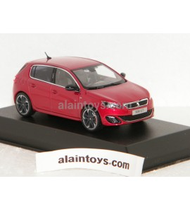PEUGEOT 308 GTi 2015 Rouge Ultimate NOREV 143 - 473823