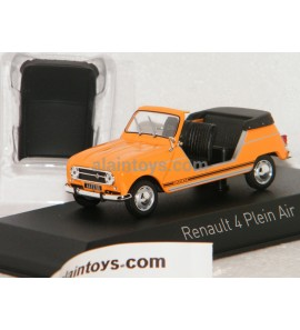 RENAULT 4L Plein Air 1968 Orange NOREV 1/43 - 510044
