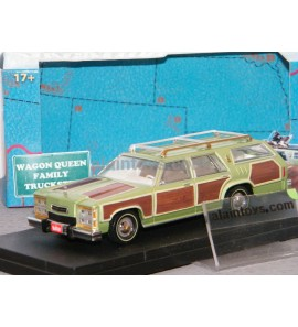 Wagon Queen Family Truckster Film National Vacation 1983 1/43 Greenlight - 86451
