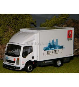 RENAULT MAXITY 100% ELECTRIC ELIGOR 1/43