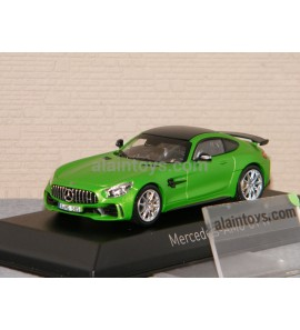 Mercedes AMG GT R 2017 Green malt metallic NOREV 1:43 - 351349