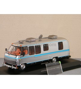 CAMPING CAR AIRSTREAM Excella 280 Turbo 1981 IXO 1/43 - CAC003