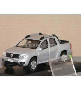 Renault Duster Oroch 2016 Silver NOREV 1:43 - 511316