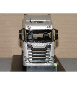 TRACTEUR SCANIA S500 NORMAL ARTIC SILVER ELIGOR 1/43 - 116202