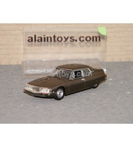 CITROËN SM 1970 Scarabée Brown NOREV 1/87 - 158511