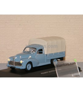 Peugeot 203 Pick-Up 1952 SOLIDO 1/43 Ref S4303400