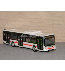 BUS IVECO Urbanway 2014 TCL NOREV 1/87 Ref 530263
