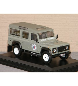 LAND ROVER DEFENDER LONG VIGIPIRATE OLIEX 1/43 Ref 53242