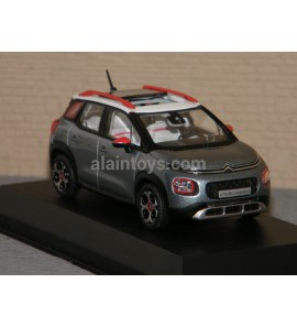 CITROËN Aircross 2017 Grey & White roof NOREV 1/43 Ref 155328