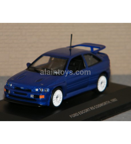 FORD ESCORT RS COSWORTH 1992 SOLIDO 1/43 Ref S4303700