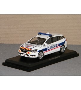 RENAULT MEGANE ESTATE 2016 POLICE NATIONALE NOREV 1/43 Ref 517793
