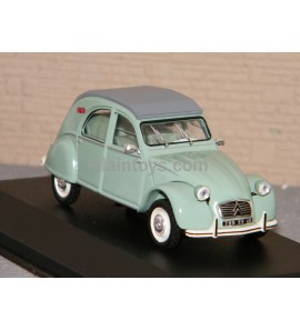 CITROËN 2cv Green ODEON 1/43 Ref 028