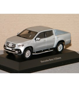 Mercedes Benz Classe X Pick Up 2018 SPARK 1/43 Ref B66004252