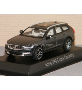 VOLVO V90 Cross Country 2017 Savile Grey NOREV 1/43 Ref 870067