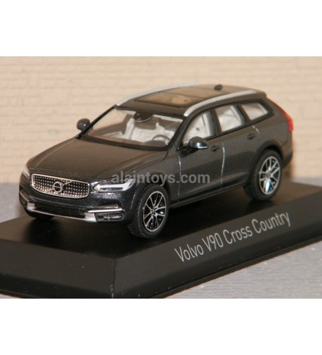2019 Volvo V90 Cross Country: VOLVO V90 Cross Country 2017 Savile Grey NOREV 1/43 Ref