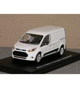 FORD TRANSIT CONNECT 2014 BLANC GREENLIGHT 1/43 REF 86044