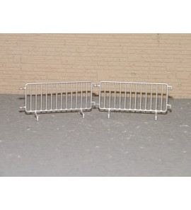 BARRIERES VAUBAN lot de 2 NOREV 1/43 Ref AV4107