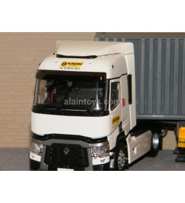 RENAULT T 460 CONTAINER TRANSPORTS KLINZING 60 Ans ELIGOR 1/43 Ref 116609