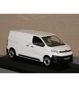 CITROËN JUMPY 2016 White NOREV 1/43 Ref 155820