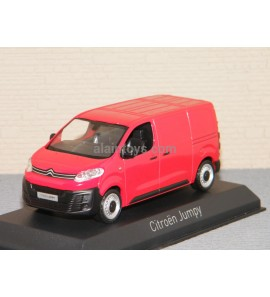 CITROËN JUMPY 2016 Red NOREV 1/43 Ref 155821
