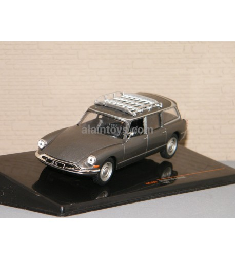 Citroën ID 19 Break 1960 IXO 1/43 Réf CLC326N