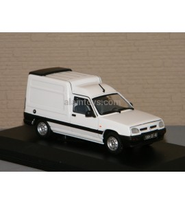 RENAULT EXPRESS 1995 Ice White NOREV 1/43 Ref 514001