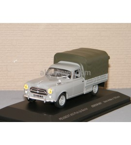 PEUGEOT 403 GRISE PICK UP ODEON 1/43 Ref 051