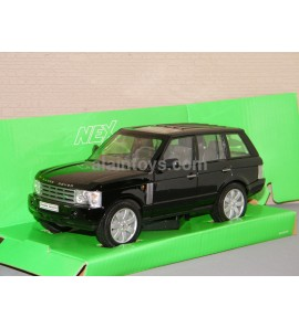 LAND ROVER RANGE ROVER NOIRE WELLY 1/24 Ref 22415sw-129109
