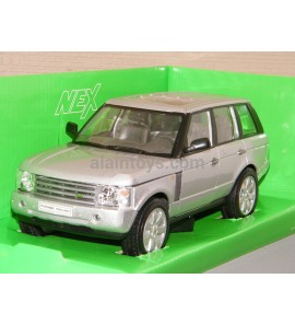 LAND ROVER RANGE ROVER ARGENTÉ WELLY 1/24 Ref 22415si-127484