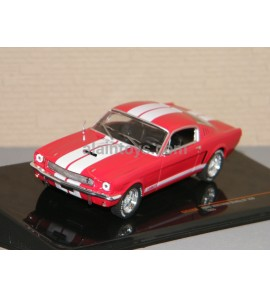 FORD MUSTANG SHELBY GT 350 ROUGE 1965 IXO 1/43 Réf CLC335N