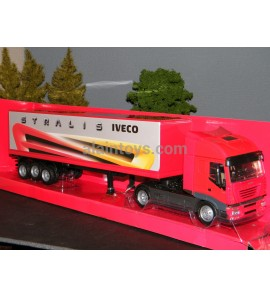 IVECO STRALIS CONTAINEUR New Ray 1/43 Ref 15613