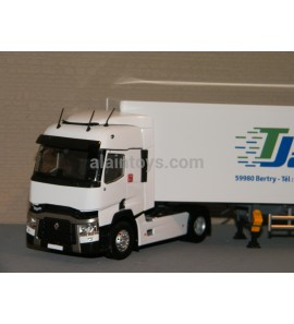 RENAULT T460 FOURGON TRANSPORTS JACQUEMIN ELIGOR 1/43 Ref 116827