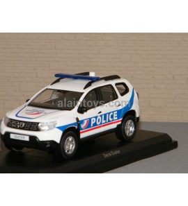 "DACIA DUSTER 2018 ""Police Nationale"" NOREV 1/43 Ref 509010"