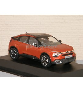 CITROËN C4 Orange 2020 NOREV 1/43 Ref 155445