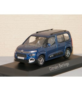 CITROËN BERLINGO 2020 Dark Blue NOREV 1/43 Ref 155763