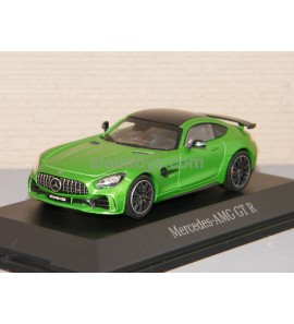 MERCEDES AMG GT R (C190) Green hell magno NOREV SAS 1/43 B66960624