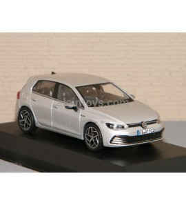 VW GOLF 2020 SILVER NOREV 1/43 Ref 840132