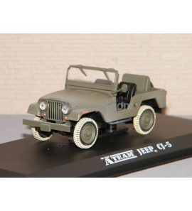 JEEP CJ-5 THE A TEAM GREENLIGHT 1/43 Réf 86526