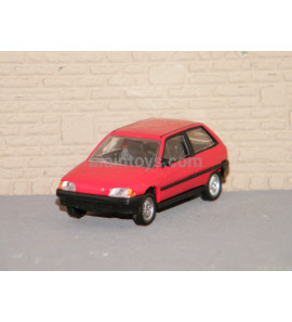 CITROËN AX 1986 Red NOREV 1/64 Ref 310920