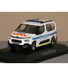 CITROËN Berlingo 2020 POLICE MUNICIPALE With stripping NOREV 1/43 Ref 155768