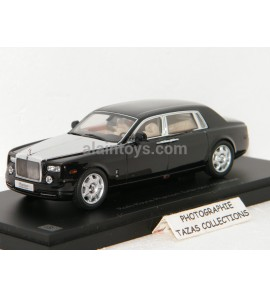 ROLLS ROYCE PHANTOM EWB DIAMOND BLACK KYOSHO 1/43